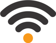 WiFi and Infrastructure - Wifi Icon 197x150